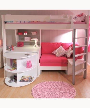 girls bed 20 real rooms for real kids found on instagram FHXHMJZ