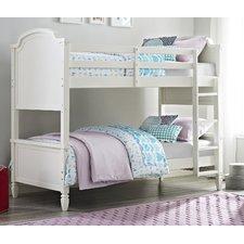 girls bed arinna twin bunk bed NZHNCSR