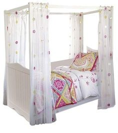 girls bed best 20+ canopy beds for girls ideas on pinterest | canopy for bed, MPGJOVW