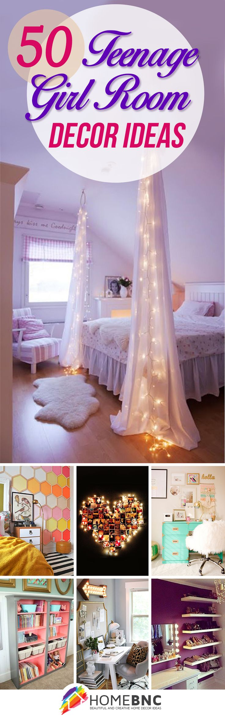 girls room decor 50 stunning ideas for a teen girlu0027s bedroom RYWMSLK