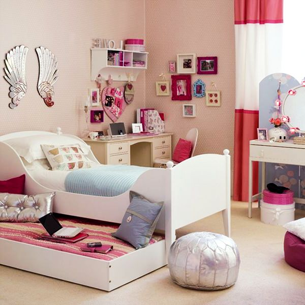 girls room decor ... beautiful teenage girls bedroom decor ... AGSKIZF
