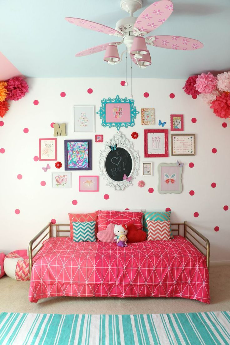 girls room decor best 25+ girl bedroom decorations ideas on pinterest BTLVXMH