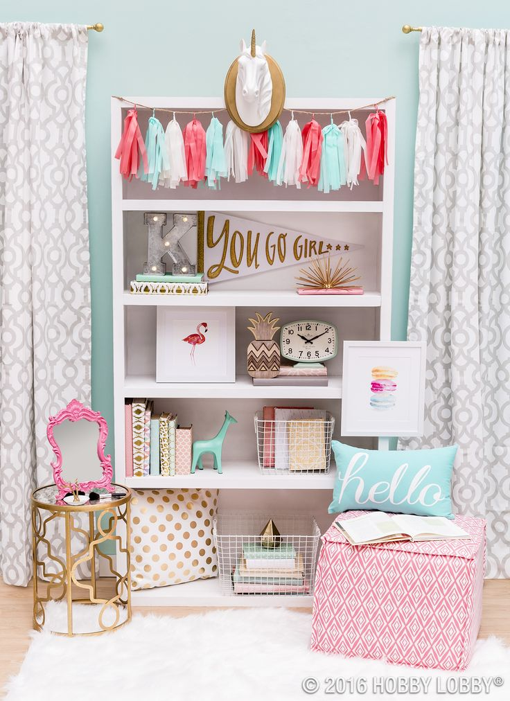 girls room decor diy home decor for teens DDLJZKF