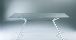 Glass table amazing glass table for living room - designinyou MRQTHXQ