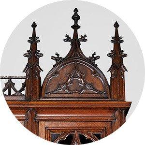 gothic furniture gothic style BZONRJV