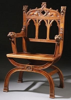 gothic furniture KELTEGK