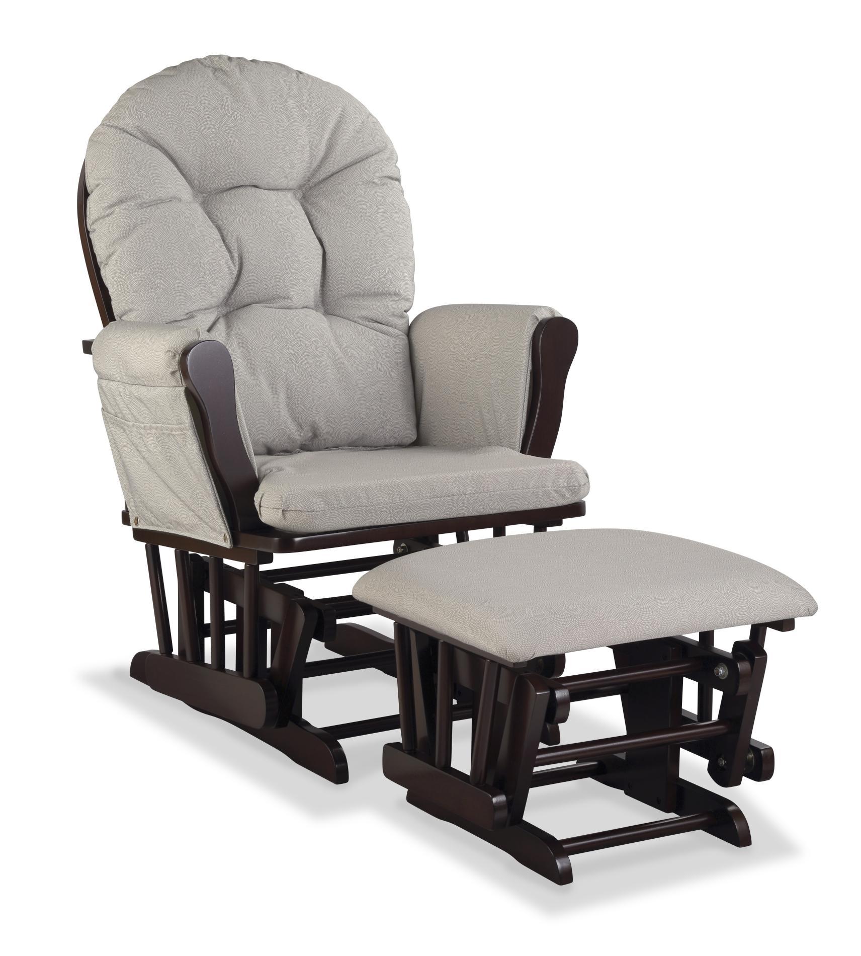 graco nursery glider chair u0026 ottoman - baby - baby furniture - gliders JEPTMPO