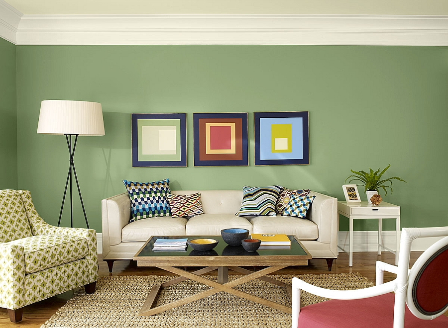green living room view in gallery exquisite use of sage green in the living space 25 SJZYSTI