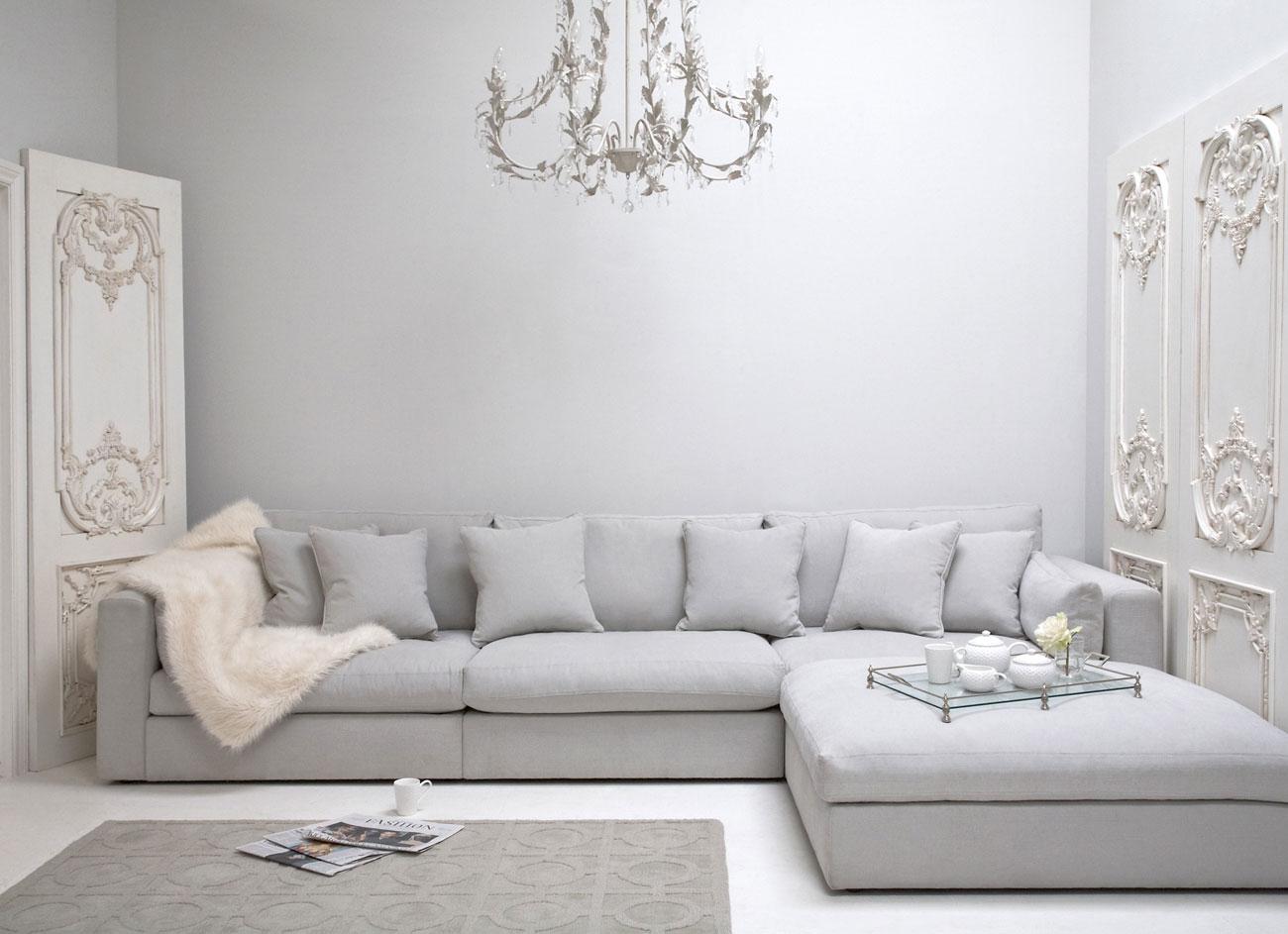 grey sofas 40 best corner sofa styles MRJGMJD