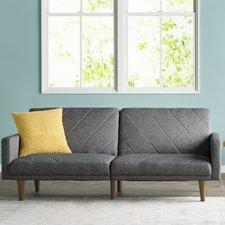 grey sofas ferris sleeper sofa OPACFWR