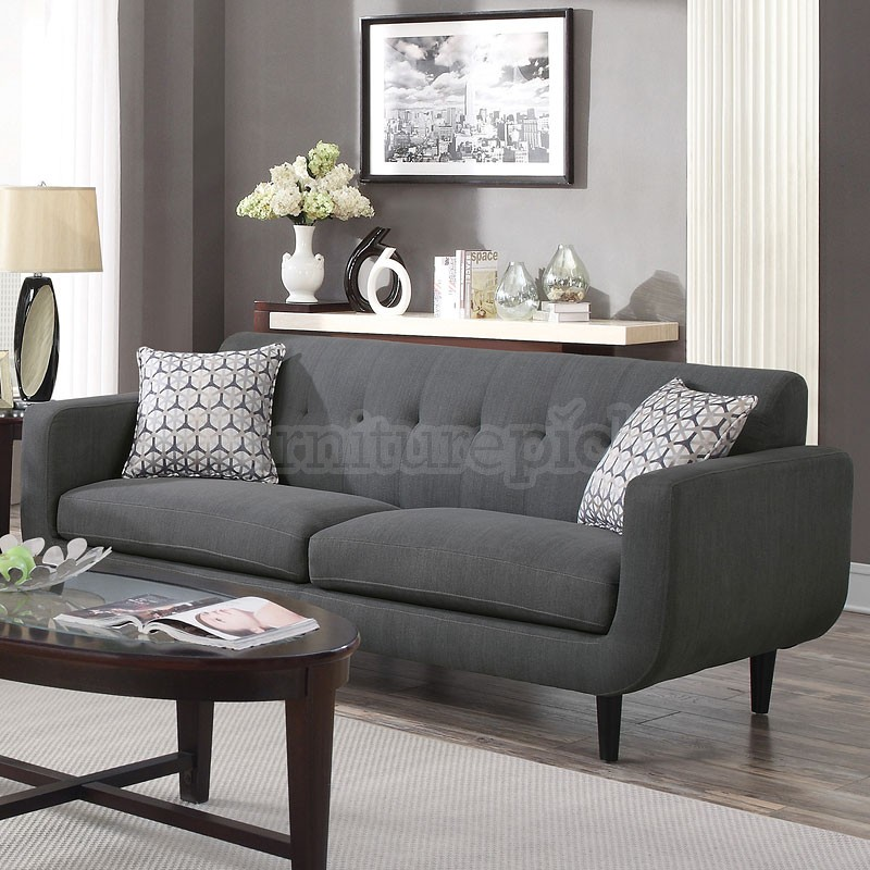Grey sofas – get to know the verities