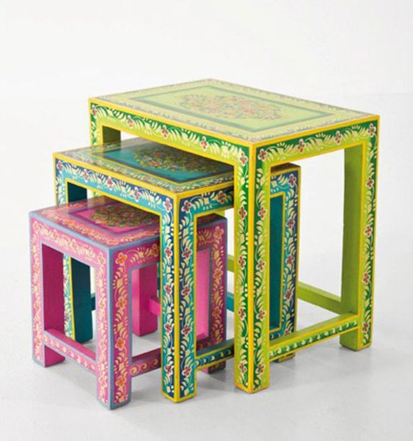 hand painted furniture view in gallery DHXKEOH