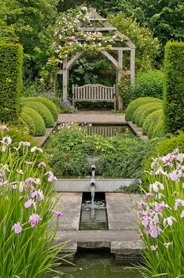 home garden design garden design ideas: 38 ways to create a peaceful refuge BLIQUGO