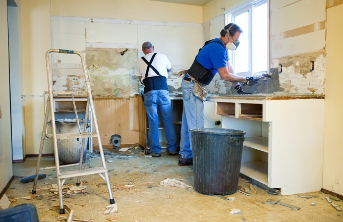 home renovations after a definite slump over the previous decade, the housing market is on ETSYOGV