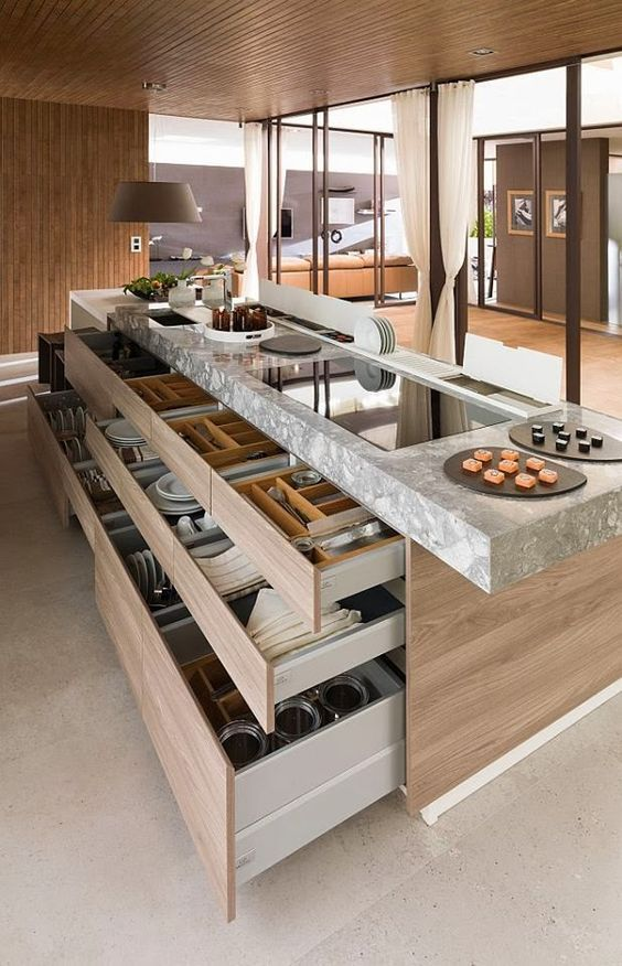 house interior designs 55 functional and inspired kitchen island ideas and designs AYUJQYZ