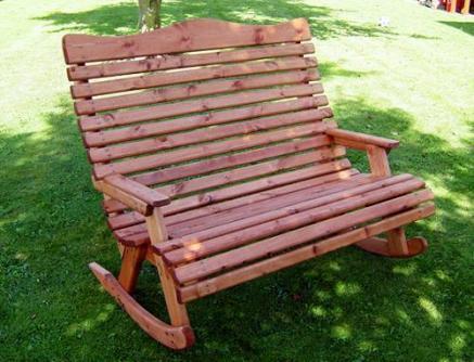 ideas to make the comfortable garden seats RFOWPNN