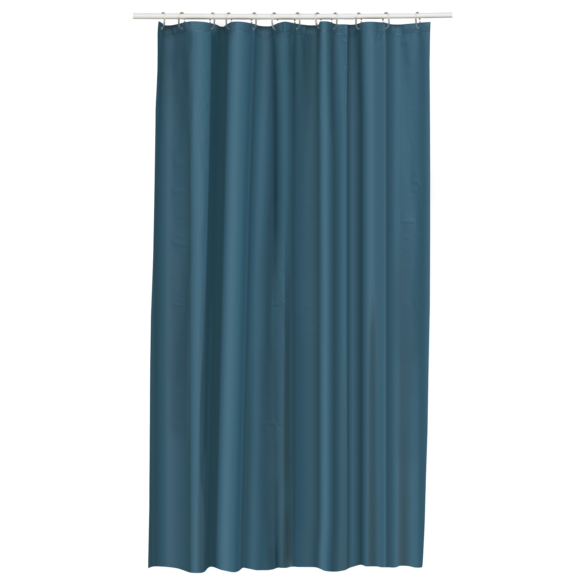 ikea eggegrund shower curtain can be easily cut to the desired length. DQUPETJ