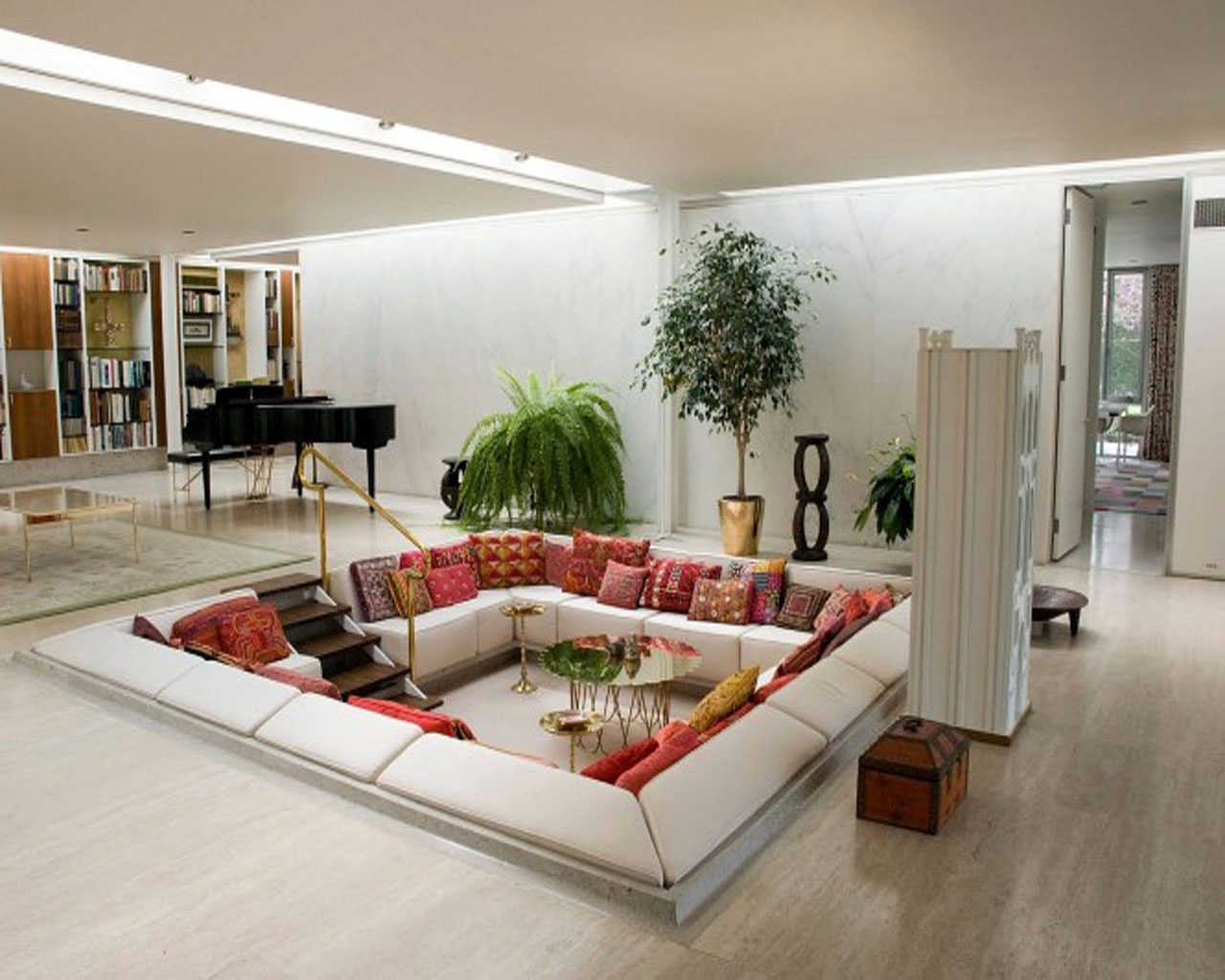 Cool living room ideas: easy and effective