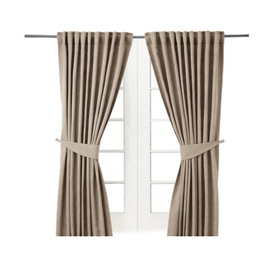 image of blekviva window curtain OKHOSNM