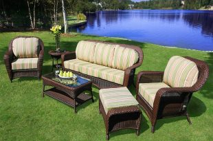 image of: outdoor patio furniture sets wicker FQEHOEW