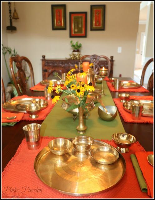 indian home decor brass artifacts, brass collection, brass décor, desi décor, desi home,  dining BEFFXYW
