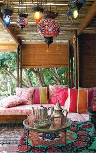 indian home decor indian style / decor patio / lounge LCEUMCH