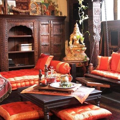 indian home decor mogul interior designs: indian inspired ethnic home decor QIVCLTU