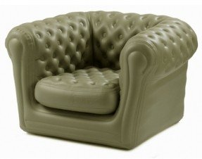 inflatable furniture blofield inflatable chair - no inflatable cat ;-) BHLBLKX