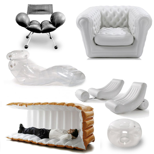 inflatable furnitures inflatable goes formal: blofield, branex, nappak, recycoool u0026 more RZTEICL