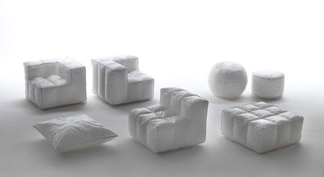 inflatable furnitures mario bellini inflatable furniture via lattea photo KEKADCH