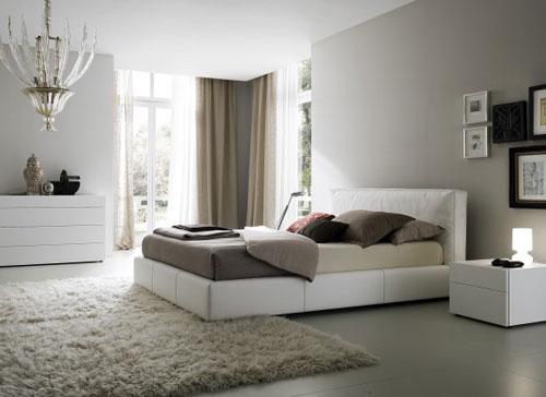 interior design bedroom bedroom-24 how to decorate a bedroom (50 design ideas) LBJVRQJ