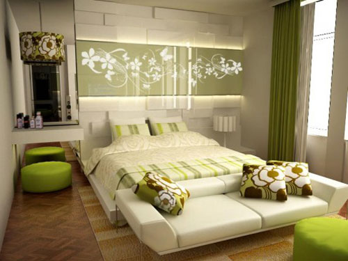 interior design bedroom bedroom-30 how to decorate a bedroom (50 design ideas) NFJYJXV
