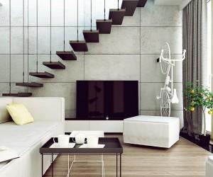 interior home design ... 3 breathtaking apartment interiors from the kaeel group ... WEGKKUD