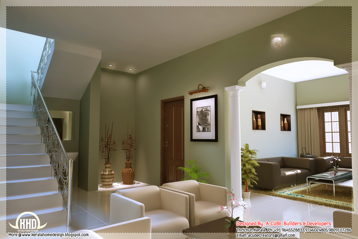 Imagine yourself just like a visitor and interior home design