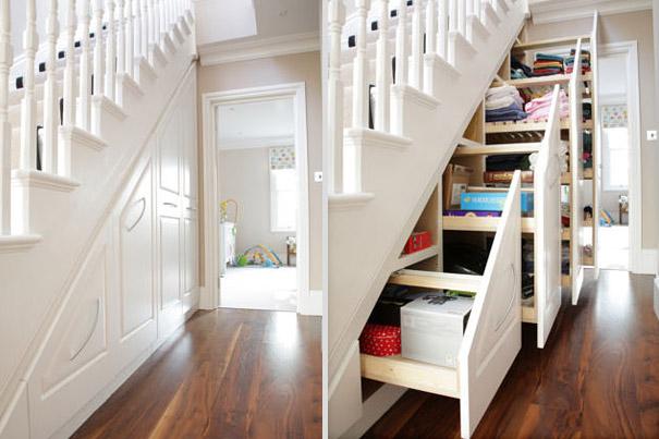 interior ideas 11. understairs storage FRCMLSN