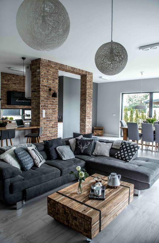 interior ideas nordic gray modern home interior design PUBSXOB