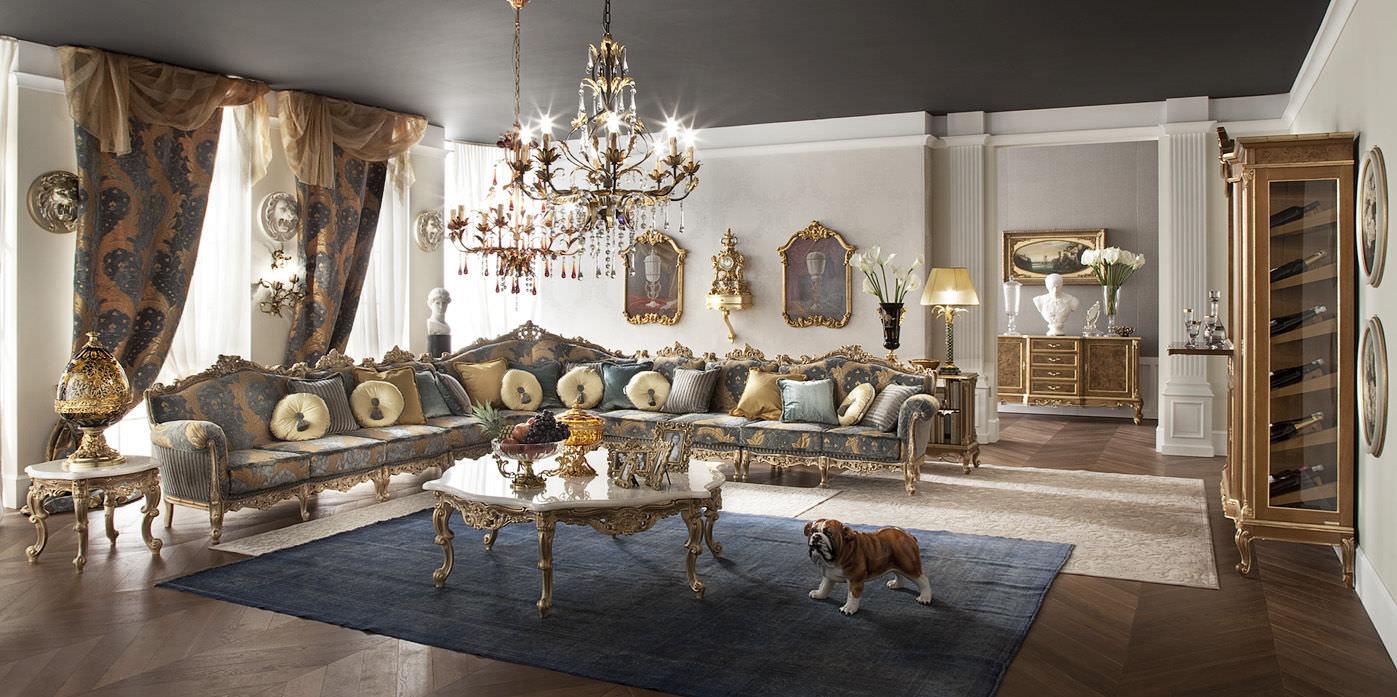 interiors that talk: choosing luxury furniture VDVGGAM