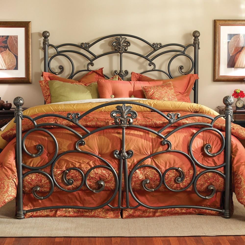 iron beds lucerne iron bed by wesley allen LIGMSKG