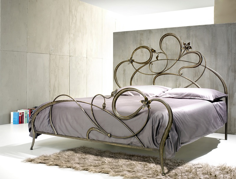 iron beds wrought iron bed frames WALCSBQ