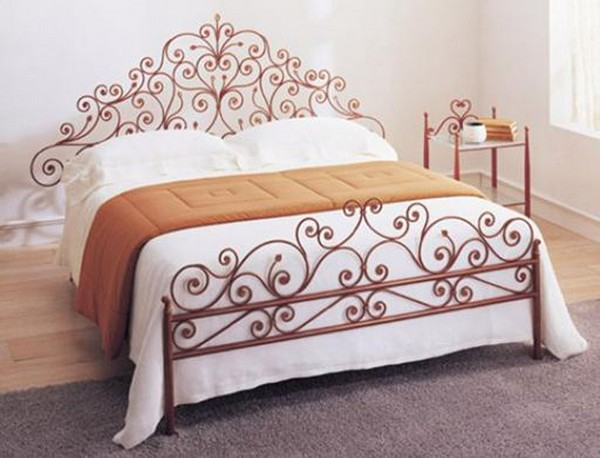 iron beds wrought iron bed OCYVBLN