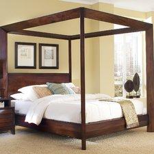 island canopy bed CRIDTWW