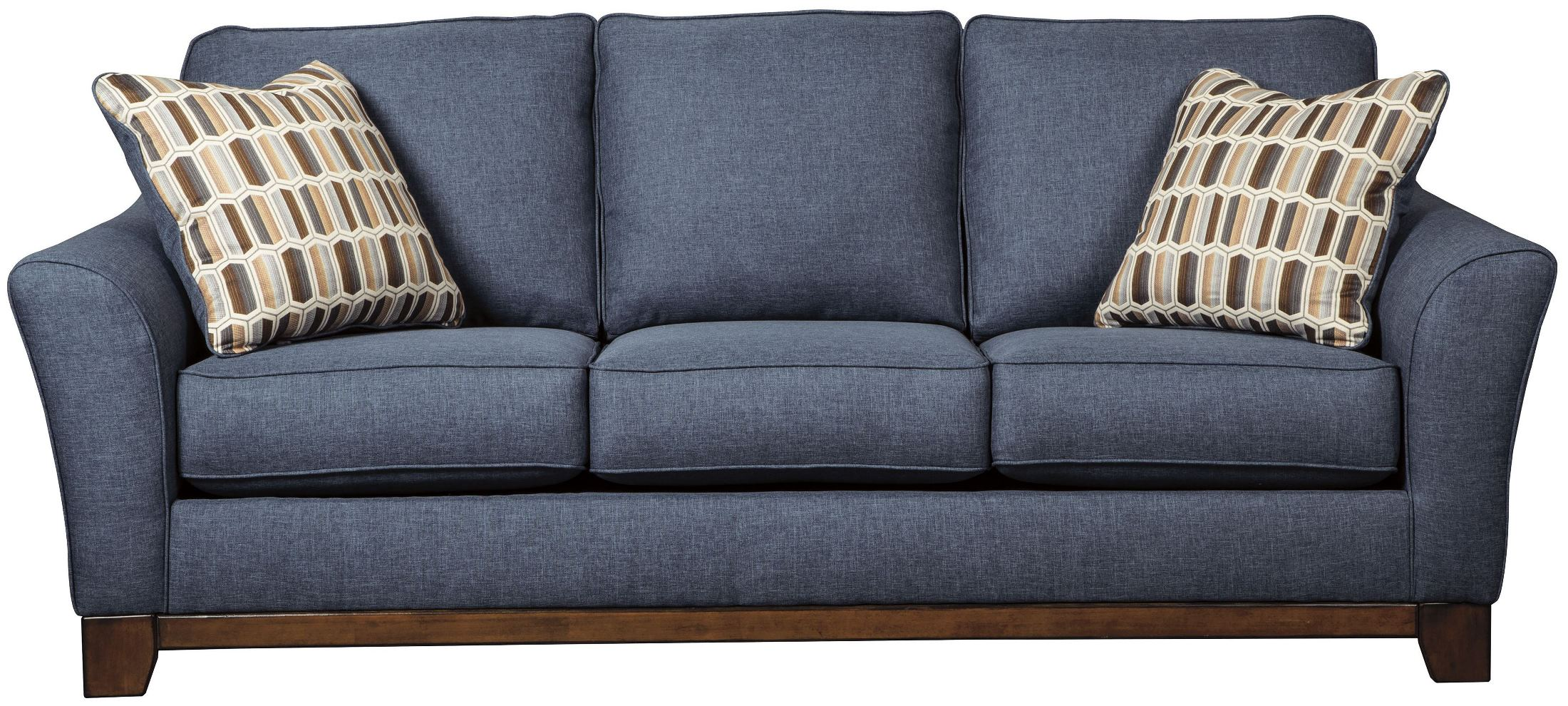 janley denim sofa LYTUELG