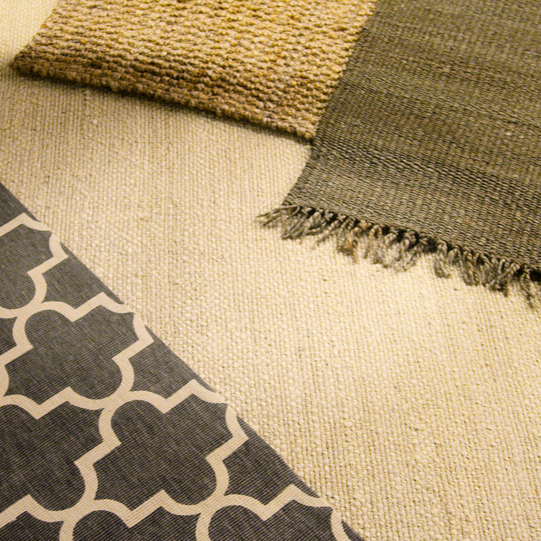 jute rugs natural basket weave jute rug | world market HZNPFSU