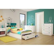 kid bedroom sets little monsters twin platform customizable bedroom set WKLLBMG