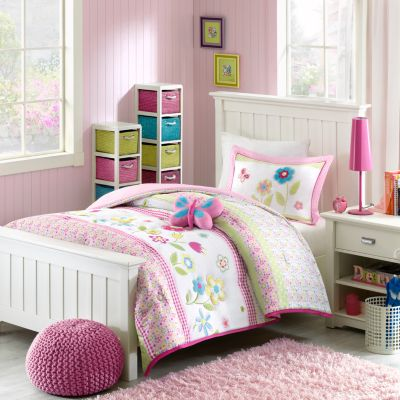 kids bedding mi zone kids flower power bedding collection PSFHWXP