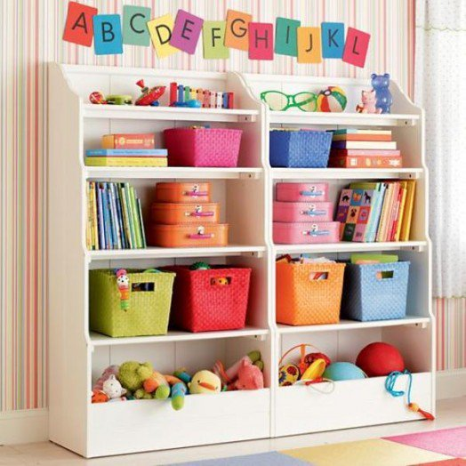 kids bookcase ... 25 really cool kidsu0027 bookcases and shelves ideas ... HMXJZEZ