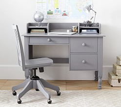 kids desk catalina storage desk u0026 low hutch OZLILBJ