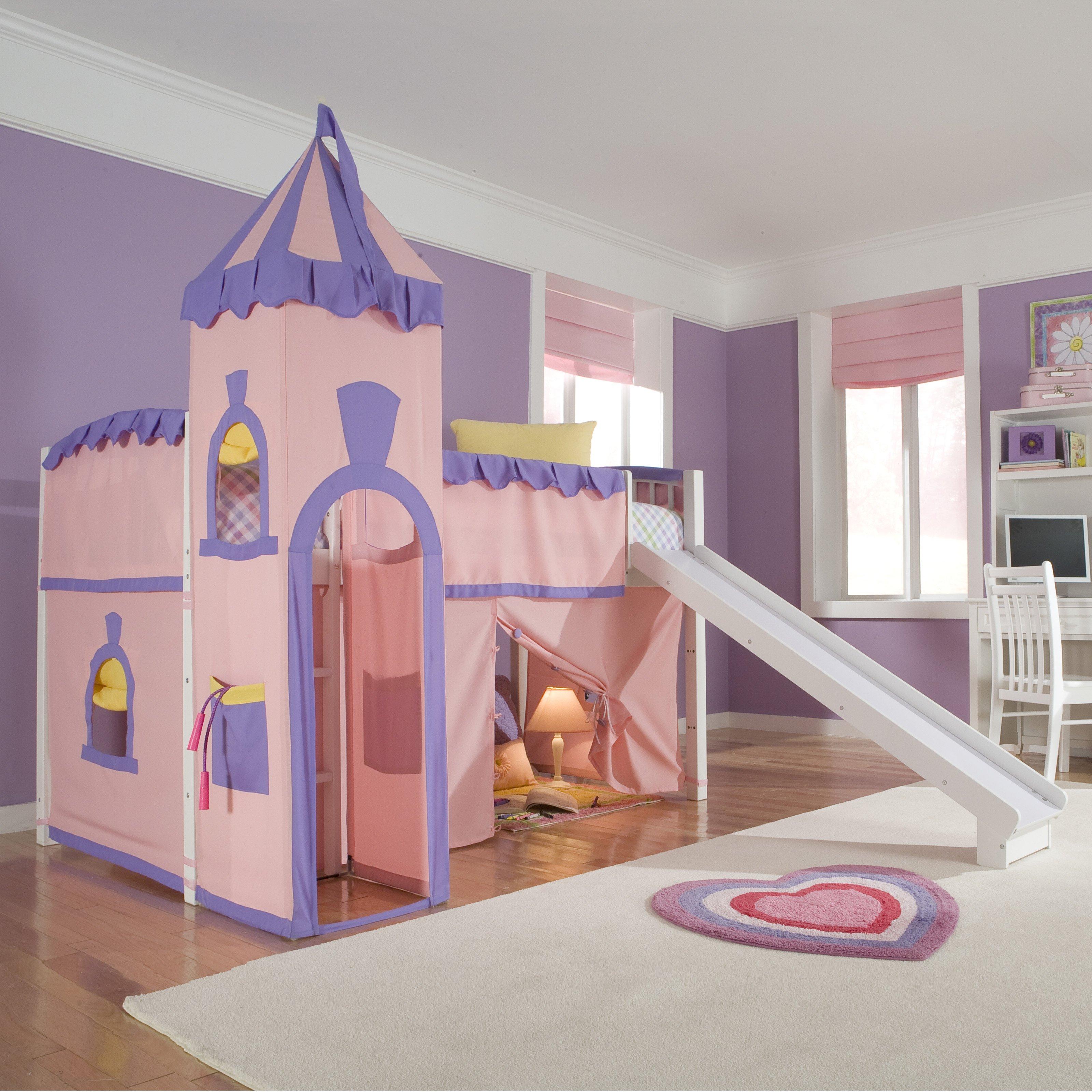 kids loft beds ne kids schoolhouse stairway loft bed - white - bunk beds u0026 loft DFKMZAO