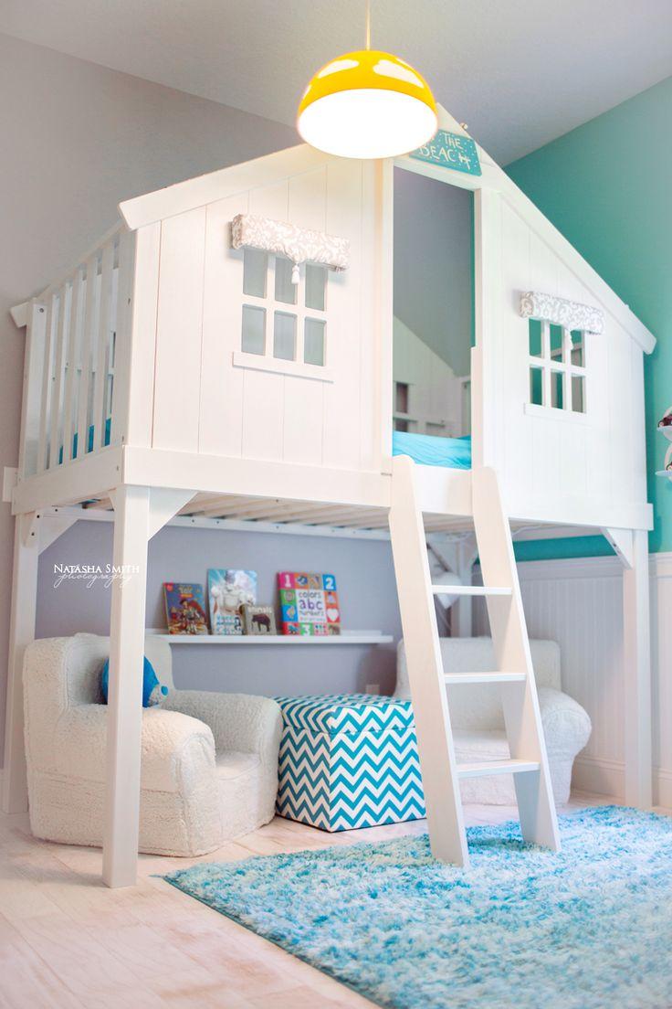 kids room 19 amazing dream playrooms. treehouseskidsroom3/4 ... IBKNXQZ