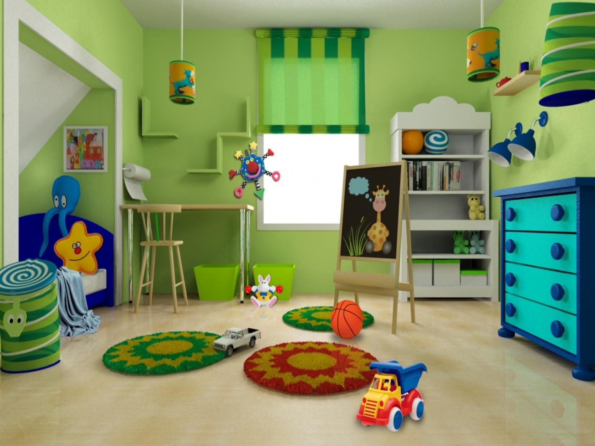 kids room AZJIKTV